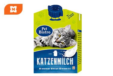 Pet Bistro Leche para gatos