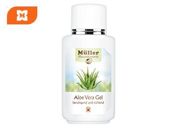 Müller Pflanzenkosmetik Aloe Vera Gel
