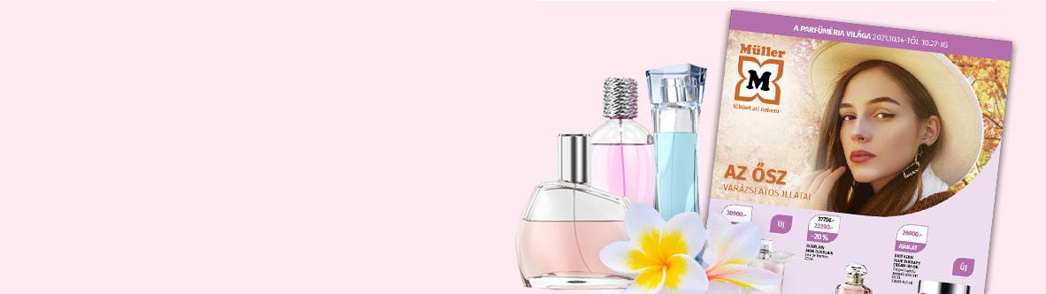 Aktuális parfümériaprospektusunk