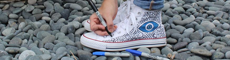 Sharpie - permanentnih markerjev