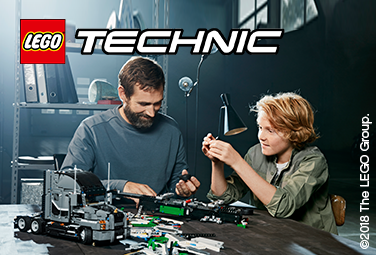 Lego Technic bei Müller