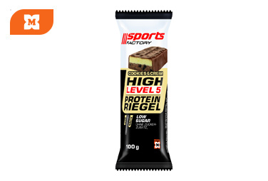 Sports Factory Barrita proteica High Level