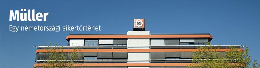 Müller Egy németországi sikertörténet