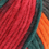 Weinrot/Orange/Petrol/Anthrazit