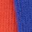 königsblau/orange