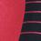 red / navy